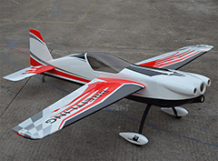 Skyline Corvus 30CC 74''/1880mm 3D Aerobatic RC Airplane ARF Carbon Reinforced Version 2 B