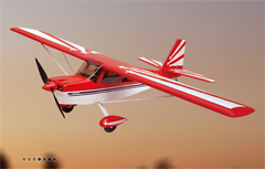 VolantexRC Super Decathlon 1400mm/55.1'' EPO Electric RC Airplane PNP With Brushless Motor/ESC/Servos/Prop Installed